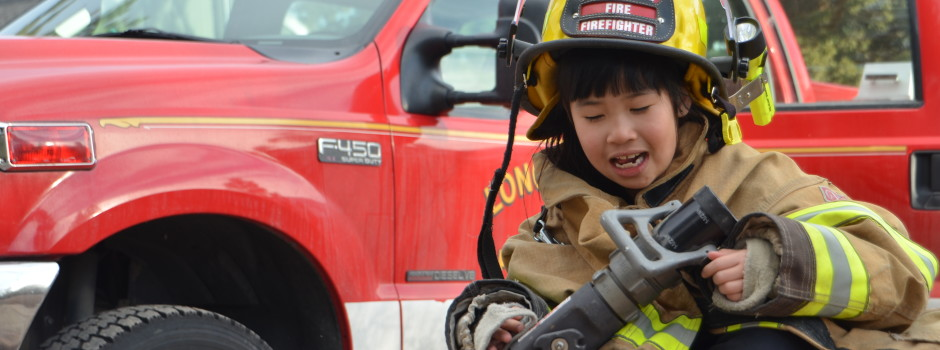 Junior Fire Fighter